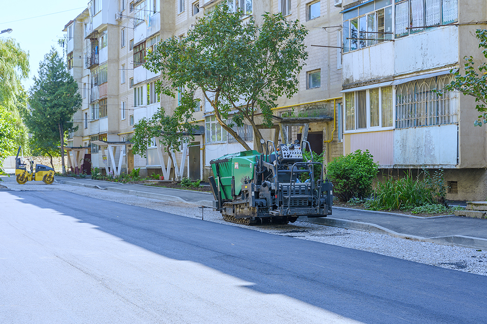 Сергій Моргунов: Цього року відремонтували десять дворів у різних районах міста