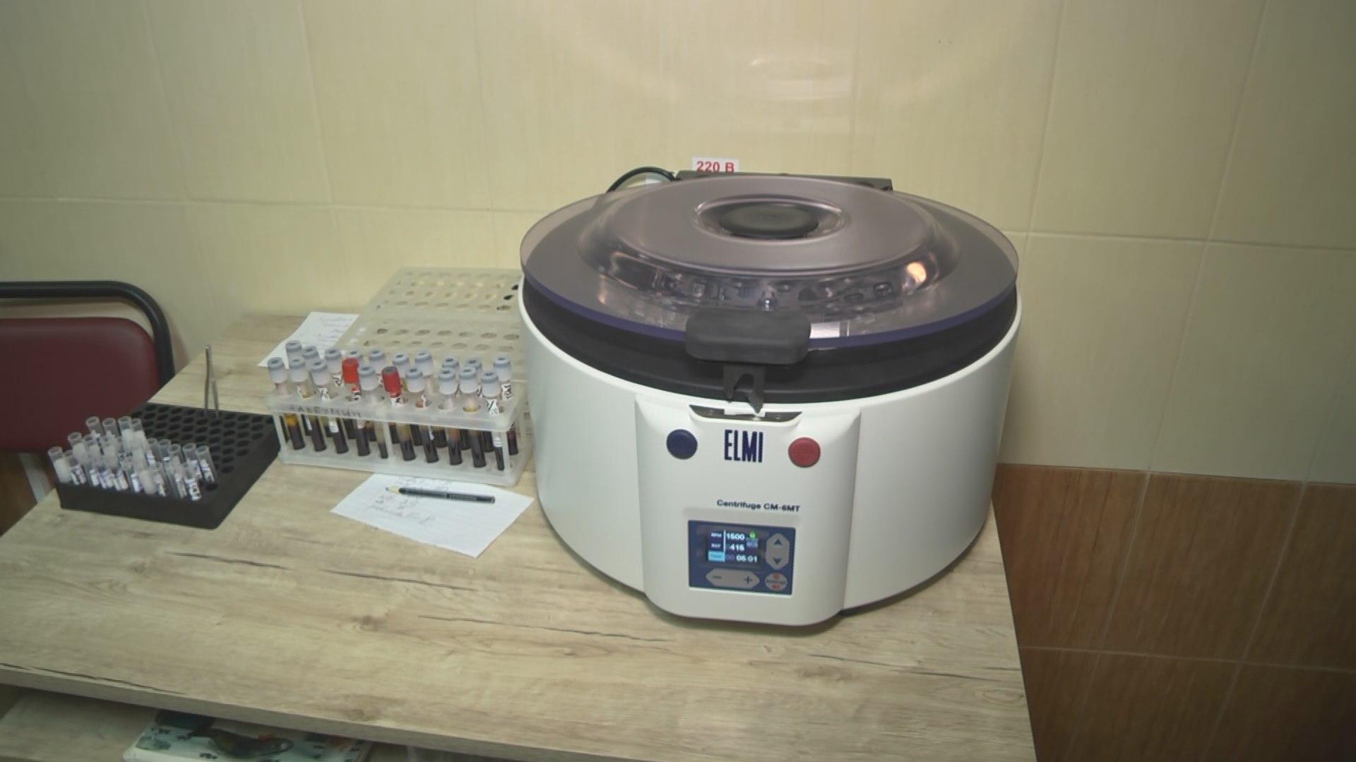 Для порятунку пацієнтів з COVID-19в МКЛ №1 придбали нове обладнання