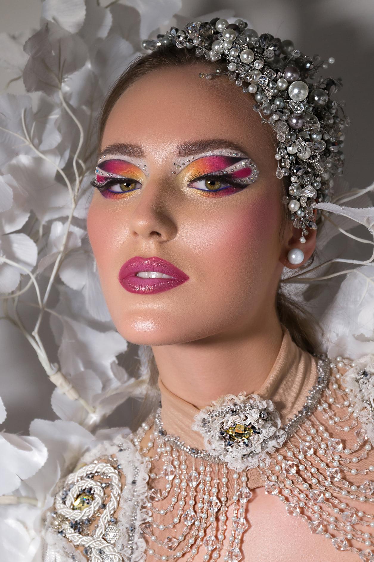 Вінничанка стала чемпіонкою світу з макіяжу