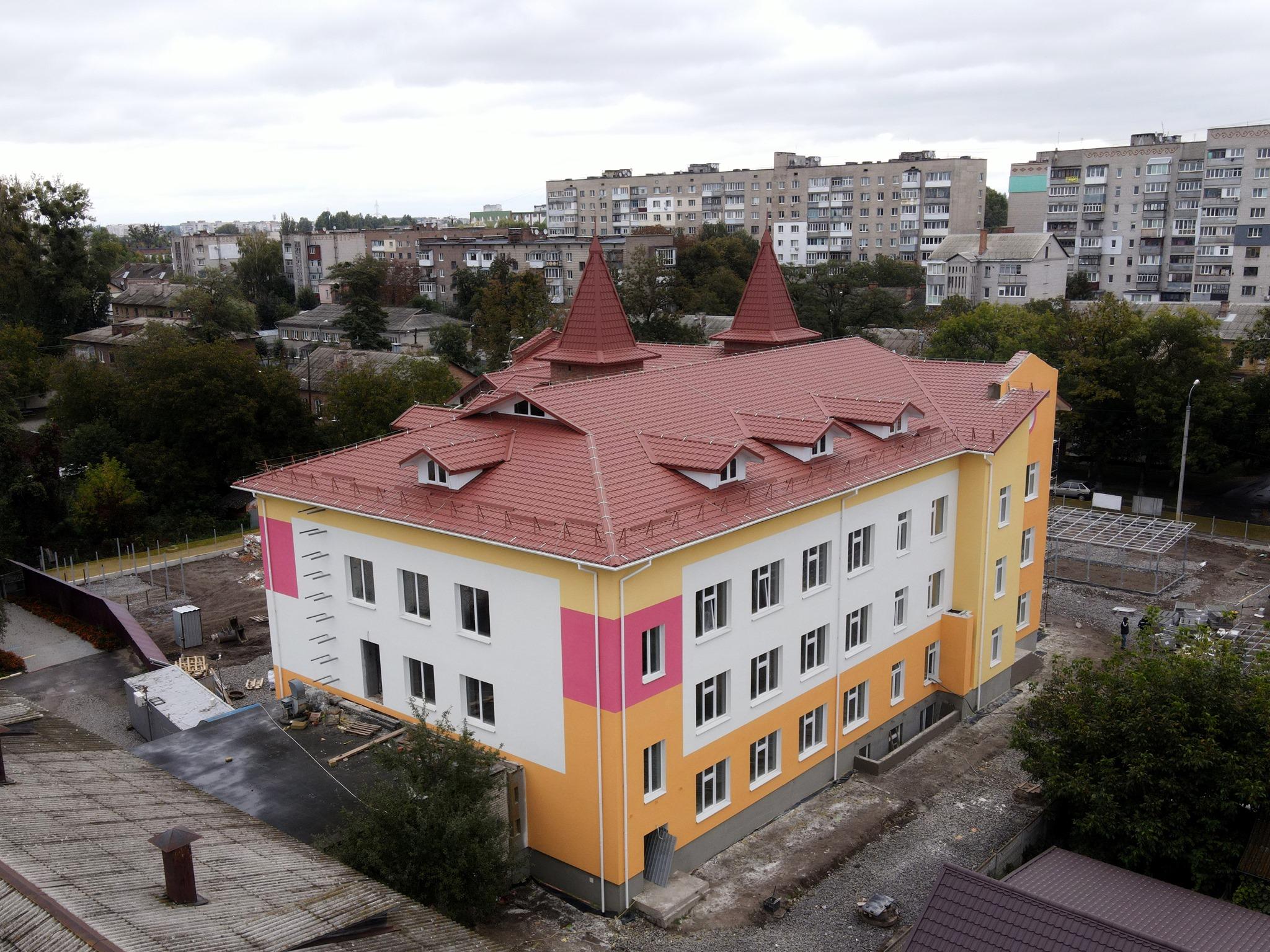 Сергій Моргунов розповів, на якому етапі будівництво садочка на вулиці Зерова