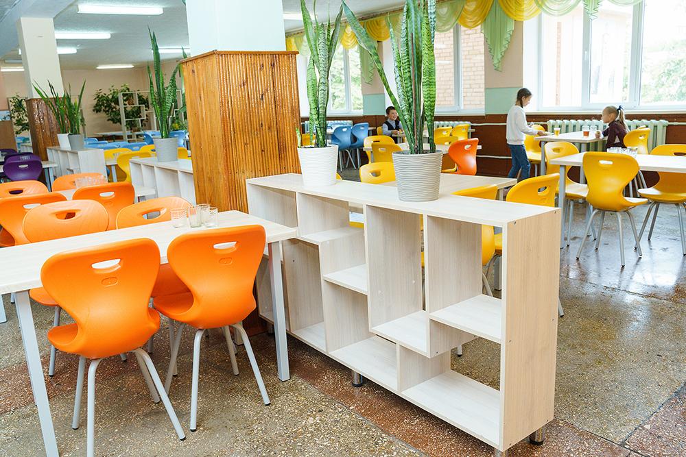 """У Вінниці в школі №16 реалізували """"COOL FOOD: Територія правильного харчування"""""""