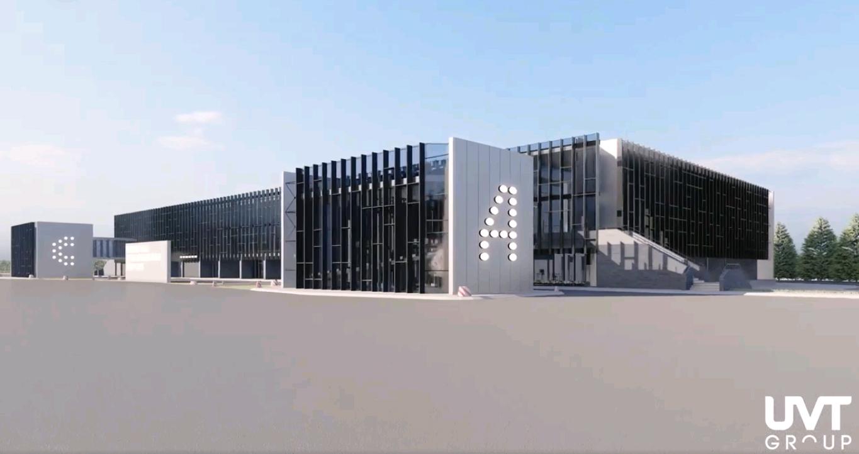 """У мережі показали, яким може стати Аеропорт """"Вінниця"""" після реконструкції"""