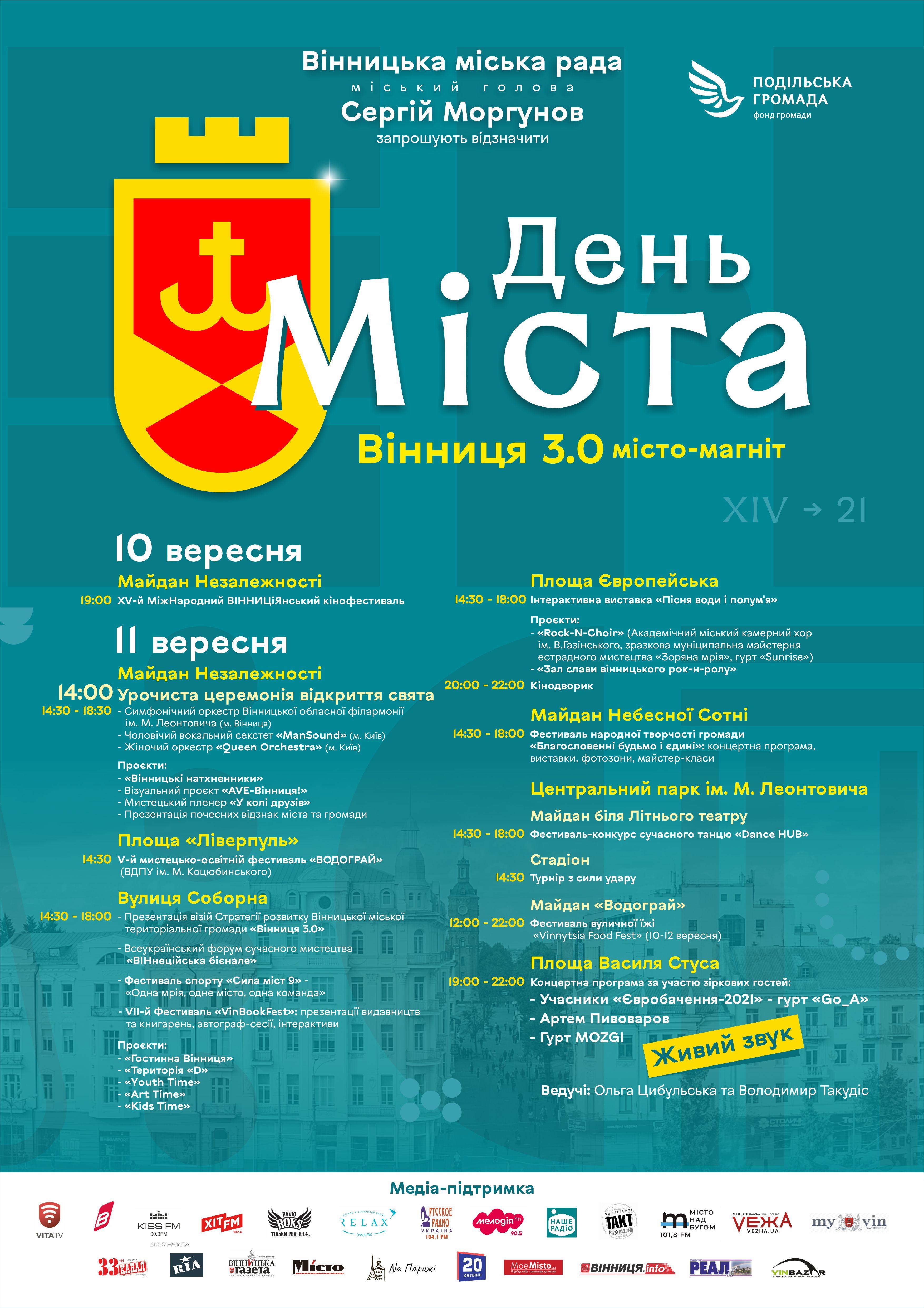 День міста Вінниці