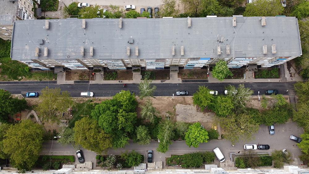 Цього року у Вінниці відремонтували 15 дворів