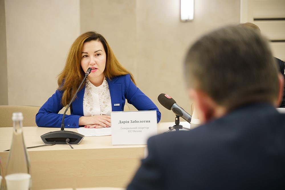 Вінниця співпрацюватиме з Міжнародною торговою палатою ICC Ukraine