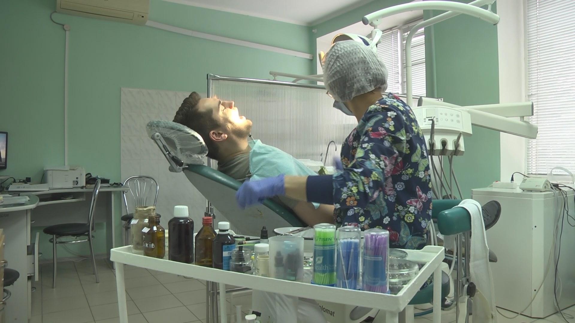 У Вінниці АТОвцям коштом міського бюджету лікують та протезують зуби