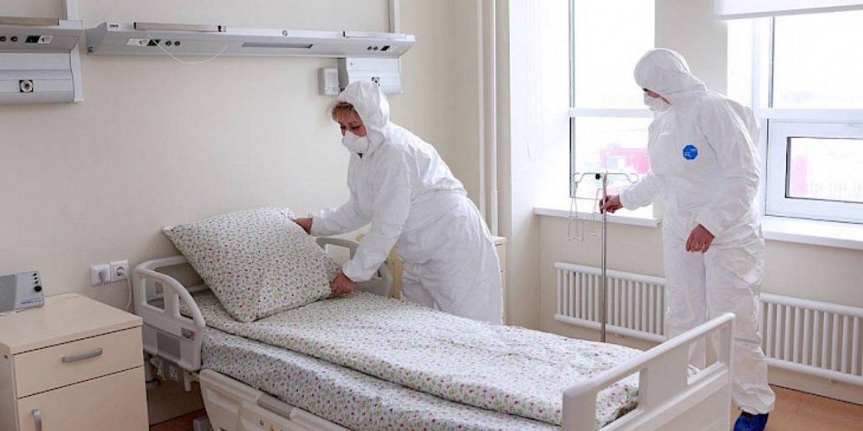 Для хворих з COVID-19 у Вінниці розгортають нові ліжка | Телеканал ВІТА ТБ  — головні новини та події міста Вінниці